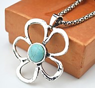 Green Pendant Necklaces Party / Daily / Casual Jewelry