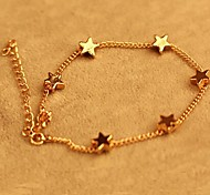 Korean Simple Fashion Star Delicate Bracelet