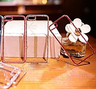 LADY® Contracted Type with Diamond Frame for iPhone 5/5S