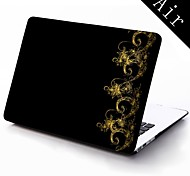 elegante dekorative Gestaltung Vollschutzkunststoffgehäuse für 11-Zoll / 13 Zoll neue Mac Book Luft