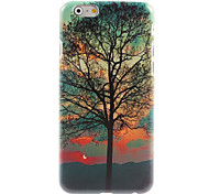 Tree Design Hard Case for iPhone 6