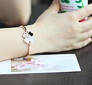 Valentine'S Day A Clover Bracelet
