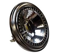Faretti LED 1 COB Everbrite AR111 G53 15W Decorativo 1350 LM Bianco caldo 2 pezzi AC 220-240 V