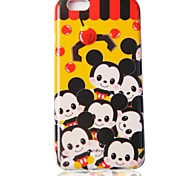 Disney Mickey Mouse Tpu Soft Case for Iphone 6