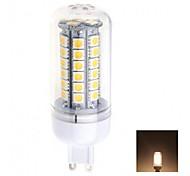 4W G9 LED-maïslampen T 48 SMD 5050 460LM lm Warm wit / Natuurlijk wit AC 220-240 V