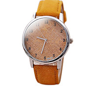 Women's Fashion Simple Blendent Three Needle Digital Watches(Assorted Colors)
