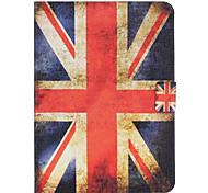 British Flag Pattern PU Leather Full Body Case for Samsung Galaxy Tab 3 10.1 P5200