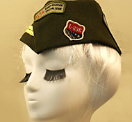 Russian Solider Hat Women's Carnival Party Accessory
