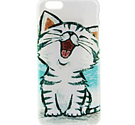Laughing Cats Pattern Case for iPhone 6