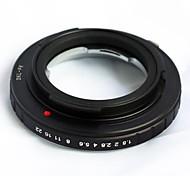 dkl-eos Objektivadapter Voigtlander Retina dkl Objektiv-Kamera Canon EOS ef Kamera