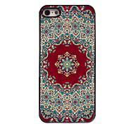 caso duro di alluminio di disegno tappeto rosso per il iphone 5 / 5s