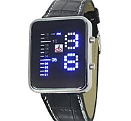 Men's Quartz Digital LED/LCD/Calendar/Chronograph/Alarm Sport Watch