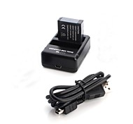Battery Charger Battery For Gopro 4 Gopro 2
