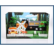Hight Quality Toy Car for Children Friction Truck Set with Tools The Farm Theme 20142-1