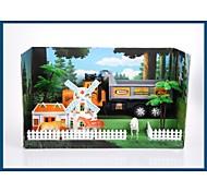 Hight auto giocattolo di qualità per i bambini del camion attrito impostato con strumenti il tema farm 20142-1