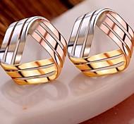 925 Sterling Silver Twist Earrings