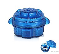 Water-Resistant Drop Protection Storage Box Case Container for Chips / Batteries / Gadgets-Blue