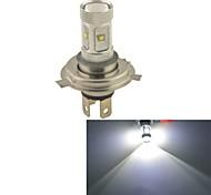 Carking™ H4 30W 6SMD LED Car Headlight Fog Light Bulb-White(12V 1PC)