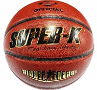 Super K ® #7 Pu Leather Basketball