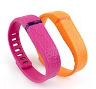 2 Stück / Set kleine Ersatzbänder für fitbit flex Armband mit Schnallen nicht tracker