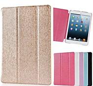 supporto per telefono e modello albero di seta pu custodia in pelle con il basamento per ipad mini 3 ipad mini 2 mini iPad (colori assortiti)