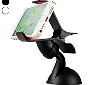 Car Mount Holder Bracket Cradle Stand for iPhone 5/5S/6 Plus HTC Samsung Mobile Phone GPS(Assorted Color)