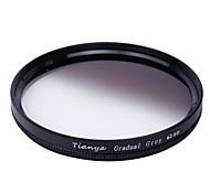 TIANYA 62mm Circular Graduated Grey Filter for Pentax 18-135 18-250 Tamron 18-200mm Lens