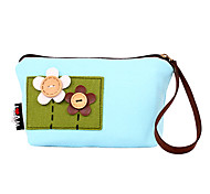 Rural Grass Cosmetic Bag