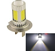 Carking™ Vehicle Car 25W H7 COB LED Fog Light Headlight Lamp Bulb-White(12V 1PC)