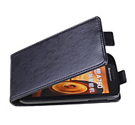 venda quente 100% couro pu couro flip-up e para baixo caso para Lenovo A760 (cores sortidas)