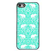 Elephant Design Aluminium Hard Case for iPhone 4/4S