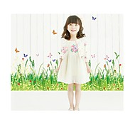 Wall Stickers Wall Decals, Style in Spring The Fields PVC Wall Stickers