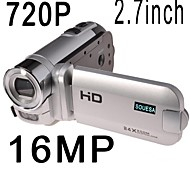 souesa 2.7 'lcd 24x zoom HD 720p video digitale camcorder dv dvr nuovo