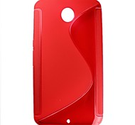 Translucent Shell Cases for Moto Nexus 6 (Assorted Color)