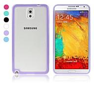 Enkay Schutz tpu + pc transparenten Gehäuse für Samsung Galaxy Note N9000 3 (verschiedene Farben)