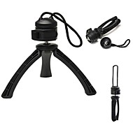 "Portable High Quality Camera Tripod Mount for Digital Camera with 1/4"" Universal Screw Interface"