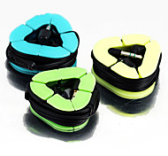 Triangle Shape Earphone Cable Wire Cord Organizer Cable Winder