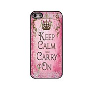 Carry ON Design  Aluminum Case for iPhone 5/5S