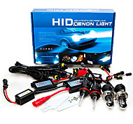 12V 55W H13 AC Hid Xenon Hight / Low  Conversion Kit 8000K