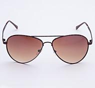 antireflet lunettes de soleil rétro dépliant métalliques
