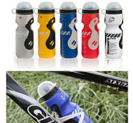 Cycling bicycle Water Bottle Sports Bottle with Dustproof Cover(Random Color)