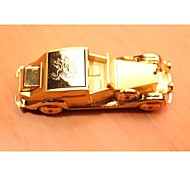 The New Creative Retro Metal Car Cigarette Lighter Golden