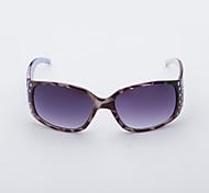 Anti-Reflective Women's Rectangle Plastic Fashion Sunglasses