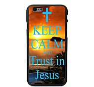 Keep Calm and Trust In Jesus Design Hard Case for iPhone 6