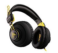 - X7 - Kopfhörer - Verkabelt - Kopfhörer (Kopfband) - mit Mit Mikrofon/Lautstärkeregler/Spielen - für Media Player/Tablet PC/Handy/Computer