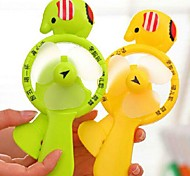 Holiday Gifts Cartoon Hand-mini Fan Toy (Random Color)