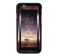 The Sea Design Hard Case for iPhone 6