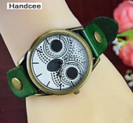 Handcee® Women's Bracelet Watch Quartz Analog Cool Watches Unique Watches Fashion Watch