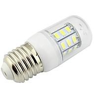 7W E26/E27 Bombillas LED de Mazorca T 27 SMD 5730 648 lm Blanco Fresco DC 24 V 1 pieza