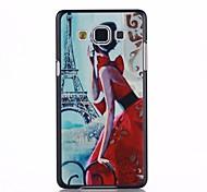 Celular Samsung - Samsung Galaxy A5 - Cobertura Traseira - Design Especial ( Multi-côr , Plástico )